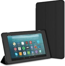 JETech Case for Amazon Fire 7 Tablet (2017 Release) Smart Cover Auto Sleep/Wake