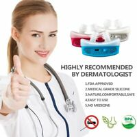 3 Colors CPAP Micro Anti Snoring Electronic Device Apnea Snore Aid Stopper Hot