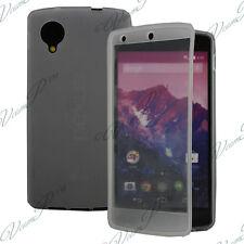 Accessoire Etui Housse Coque Portefeuille Livre TRANS Silicone Google Nexus 5
