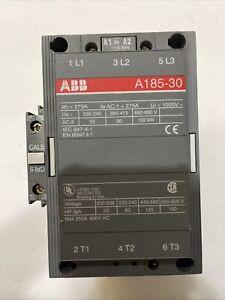 ABB A185-30 AC contactor, New open box