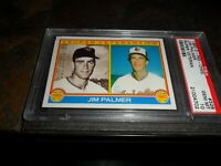 1983 JIM PALMER OPC #328 O-PEE-CHEE SUPER VETERAN BALTIMORE PSA 10 GEM MINT