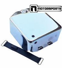 ROYAL ENFIELD BULLET BATTERY CARRIER COVER COMPLETE ASSEMBLY BOX LOCK 12VOLT