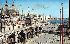 Br51905 Venezia basilica di s marco palazzo ducale Italy