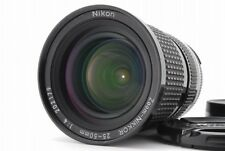 【Exc+++++】Nikon AI-S Zoom Nikkor 25-50mm F/4 AIS MF Lens From Japan