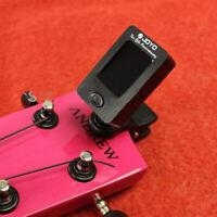 Clip On Chromatic Tuner Guitar Bass Banjo Ukulele Violin OUD Tuner JT-01 JOYO 8Z