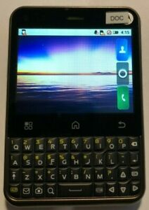 READ 1ST Motorola Cham Brown MB502 (T-Mobile) Fast Shipping MINT Test Phone