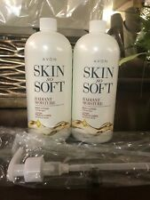 avon skin so soft 4 piece set Radiant Moisture body lotion free 3 day shipping