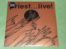 Judas Priest Priest Live 2010 LP Vinyl 33rpm