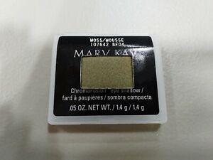 MARY KAY CHROMAFUSION EYE SHADOW MOSS 107642 (.05 OZ.) (NEW)