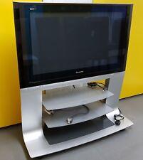 "Panasonic 37"" HD Plasma TV TH-37PV500B with standTY-S37PX500W"