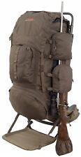 Backpack For Men Hunting Military Hiking Knapsack Rucksack Rifle Frame Camping