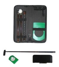 Portable Golf Travel Putter Putting Set for Tavelling Executive Golfer with Case