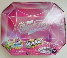 SHOPKINS Mystery Edition #2 GEM Box TARGET Exclusive Limited NEW & SEALED