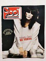 CIAO 2001 29-1977 +POSTER STORY JOHN LENNON-RENATO ZERO-MANFRED MANN-REGGAE