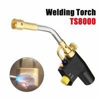 TS8000 Multi-Purpose Trigger-Start Torch Brass Mapp Gas Head Tool Model #GJ8500