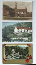 Postcard Collection Burnsall Boroughbridge Forge Valley