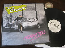 LP crocats Honey DOLL GERMANY 1989 Holland PSYCHOBILLY LP | m-to EX