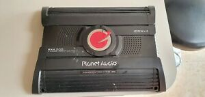 Amplifier Planet Audio Car Stereo Amp