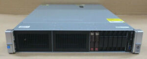 HP DL380 Gen9 G9 2x 8C E5-2640v3 2.60GHz 32GB Ram 8x 600GB HDD 8-Bay 2U Server