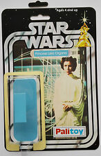 PALITOY PRINCESS LEIA ORGANA 12 BACK RESTORATION KIT  + SELF ADHESIVE BUBBLE