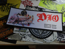 Dio Strip Import Patch Heavy Metal Satan