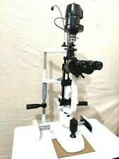 Slit Lamp 2 Step Haag Streit Type With Accessories Tested Amp Approved By Dr Bawa