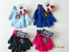 BOY GIRL KIDS 1 PAIR MAGIC GLOVES OFFICIAL MICKEY MOUSE, MONSTER HIGH One size