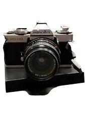 Minolta XD11 Tested W/ Rokkor-x 28mm 1:2.8 49mm Lens Japan