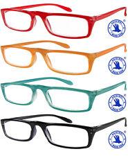 Damen Kunststoff Lesebrille Florida Brille Lesehilfe 1,0 1,5 2,0 2,5 3,0 3,5 Neu