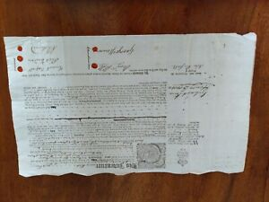 LEGAL DOCUMENT 1802 APPRENTICESHIP INDENTURE OF A POOR CHILD. RADNOR CTY. WALES