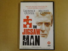 DVD / THE JIGSAW MAN ( LAURENCE OLIVIER, MICHAEL CAINE )