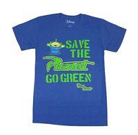 Disney Toy Story Pizza Planet Aliens Disneyland Disneyworld Mens T Shirt XS-3XL