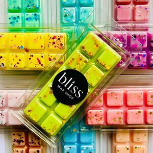 🌸Wax Melt Snap Bars🌸 Clam Various Scents Perfume/Designer/Fruity Laundry/Clean