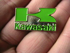 KAWASAKI MOTORCYCLE BIKER PIN BADGE MOTORBIKE OWNER CLUB CLASSIC RACE RACING