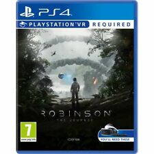 Sony PlayStation P4REVRSNY86545 Robinson The Journey VR For PS4