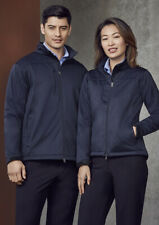Biz Collection Ladies Casual Soft Shell Jacket Audio Port Access Windproof Women