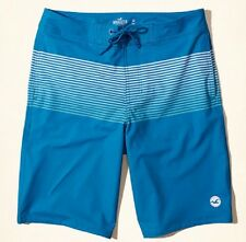 Men's Hollister Epic Flex Cali Longboard Fit Boardshorts Size 30