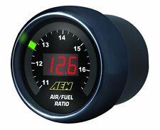 AEM Digital Wideband Air Fuel Ratio Gauge 30-4110 w/ UEGO Bosch 4.9 LSU Sensor