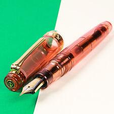 Sailor Limited Large Professional Gear Hawaii Ripe 21K Gold M Nib Fountain Pen