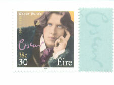 Ireland-Oscar Wilde Square format + tab(limited issue only from special sheet)