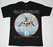 Epic Album Seventh Son of a Seventh Son - Iron Maiden T-Shirt Regular Size S-3XL