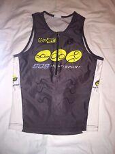 Champion System Gear West Women's Sleeveless Cycling TRI Jersey Size M EUC