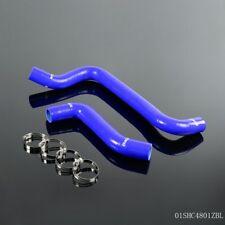 FOR 2001-2005 DODGE NEON SRT-4 SRT4 2.4L Silicone Radiator Hose Blue