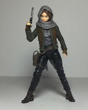 Star Wars: The Black Series Jyn Erso Action Figure -Hasbro 6? Rogue One