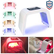 US LED Light Therapy  photon Skin Rejuvenation PDT Anti-aging Machine 4 Colors