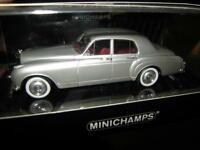 1:43 Minichamps Bentley S1 Continental 1956 silver/silber Nr. 436139552 OVP