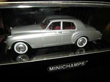 1:43 Minichamps Bentley s1 Continental 1956 Silver/Argento N. 436139552 OVP