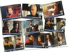 Star Trek Voyager Profiles - 90 Card Basic/Base Set - Skybox 1998