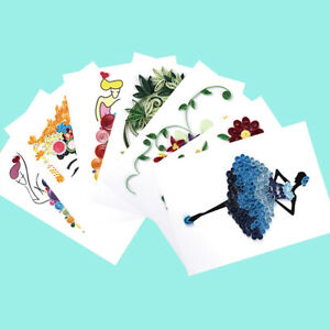 DIY Release Drawing Locating Paper Quilling Tool Craft Collection Set Accessory