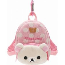 San-X Korilakkuma Plush Backpack Stuffed Pouch (CT81201) 21C